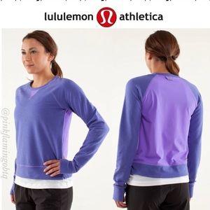 Lululemon voyager pullover